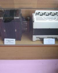 Музей истории баяна в Шахтерске