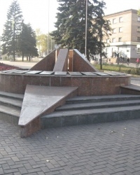 Памятник Героям Советского Союза в Енакиево