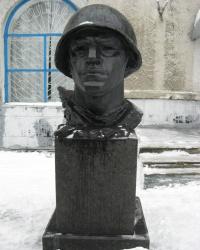 Музей боевой славы в городе Снежное