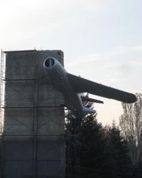 Памятник героям-летчикам Енакиево