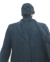 Памятник Ленину в Марьинке