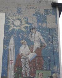 Мозаика в Мариуполе. Квест