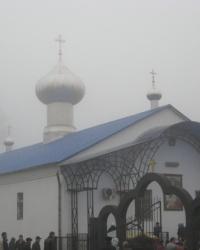 Храм Рождества Пресвятой Богородицы в Горловке
