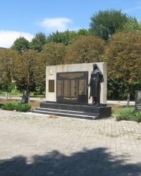 Мемориальный комплекс рабочим Краматорского ЗТС