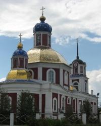 Свято-Воскресенский храм в Славянске