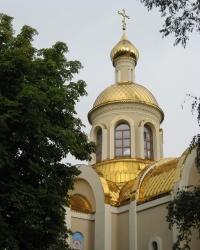 Свято-Духовский храм в Славянске