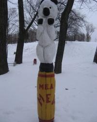 Забавные фигуры в Харькове. Фото-квест