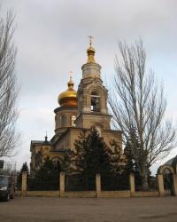 Свято-Покровский храм в Старомихайловке