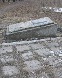 Памятник воину-освободителю Радченко И.А. в Донецке