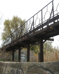 Дамба на Алексеевских прудах. Квест