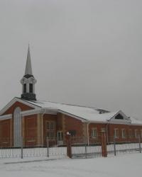 Дом собраний мормонов по ул.Блюхера, 4-а в Харькове