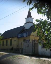 """Церковь """"Голос надежды"""" ХВЕ в Бахчисарае"""