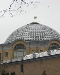 Крытый рынок в Донецке