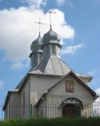 Церковь Святой Параскевы Пятницы в Ходосеевке