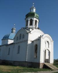 Церковь Александра Невского в селе Красноармейское