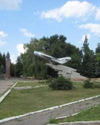 Воинский мемориал в Тельманово