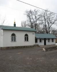 Храм Святой Троицы в Пролетарском районе Донецка
