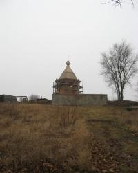 Храм Святого Александра Невского в поселке Авдотьино (бывший,нынешний,будущий)