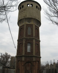 Остатки первого Сталинского водопровода