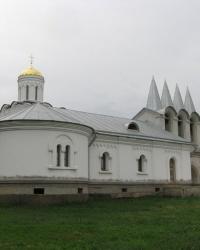 Свято-Георгиевский скит в селе Долина