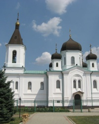 Церковь Святого Архистратига Михаила в Урзуфе