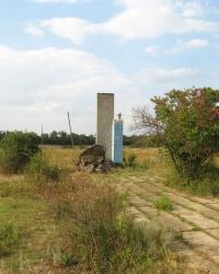 Братская могила в Сопино