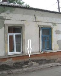 Репер (416) по ул.Греческая,63