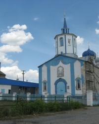 Свято-Преображенский храм в Коньково