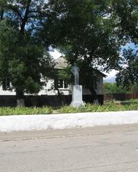 Памятник Ленину по ул.Артема,6 в Брянке