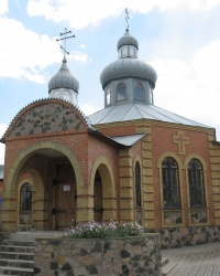 Церковь Петра и Павла в селе Свободное