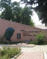 Воинский мемориал в Иловайске