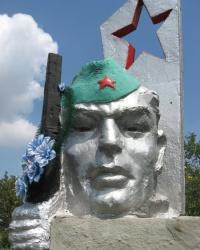 Братская могила на гражданском кладбище в Кутейниково