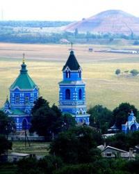 Свято-Николаевский храм в Стаханове
