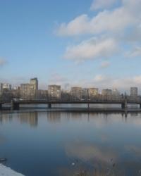 Главный мост Донецка