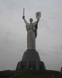 Музей истории Великой Отечественной Войны в Киеве