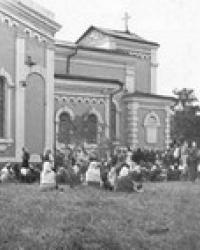 Свято-Николаевкая церковь Макарьевского рудника (разрушена)