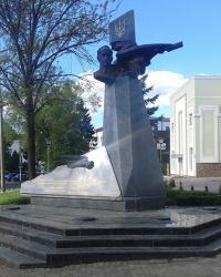 Пам'ятник Климу Савуру у м. Рівне