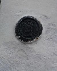 Нивелирная марка (206) 1936 года, Киево-Печерская Лавра