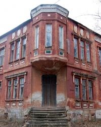 Бывший Бахмутский окружной суд (г. Артёмовск)