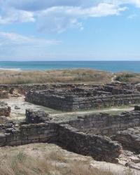 Античное городище Беляус