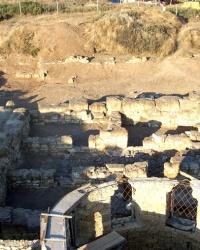 Античное городище Кара-Тобе
