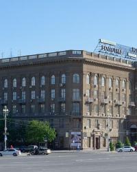 Гостиница «Волгоград» в г.Волгограде