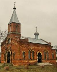 Церковь Покрова Святой Богородицы в с.Покровка на Кинбурнской косе