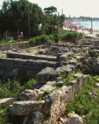 Античное городище Калос Лимен