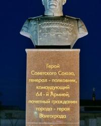 Памятник генералу М.С.Шумилову в г.Волгограде