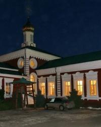 Храм Святой великомученицы Параскевы Пятницы в г.Волгограде