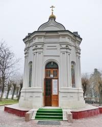 Часовня святого князя Александра Невского в г.Волгограде