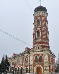 Здание Царицынской пожарной команды в г.Волгограде