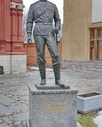 Памятник К.И.Недорубову в г.Волгограде
