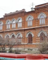 Здание Царицынской синагоги в г.Волгограде